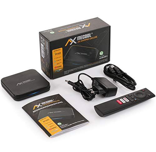 Ax Technology -  Ax Mecool Km9 Pro