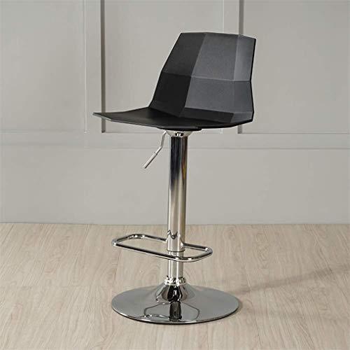 CHU N Silla de la elevacion, elevacion de Gas Ajustable Salon Plating Inicio taburetes Altos Recepcion Silla Silla Cajero (40x105cm) (Size : B)