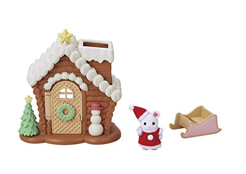 Calico Critters Gingerbread Playhouse Now $16.10 (Was $24.99)