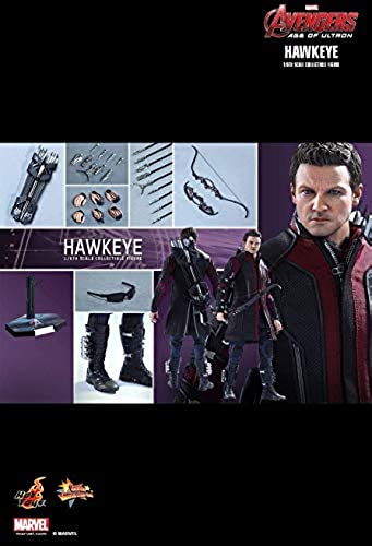 Hot Toys MMS289 - Marvel   Age of Ultron - Hawkeye 1 6 - Officiel