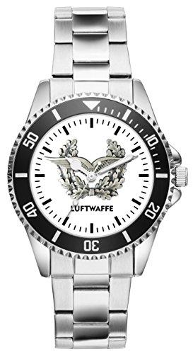 KIESENBERG Uhr - Soldat Geschenk Bundeswehr Artikel Luftwaffe 1177