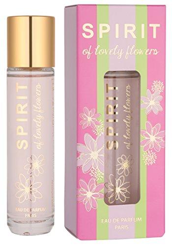 Spirit Düfte Spirit of Lovely Flowers EDP, 30 ml, 1er Pack (1 x 0.03 l)