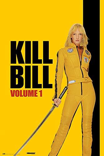 Close Up Kill Bill Poster Volume 1 Uma Thurman (61cm x 91,5cm)