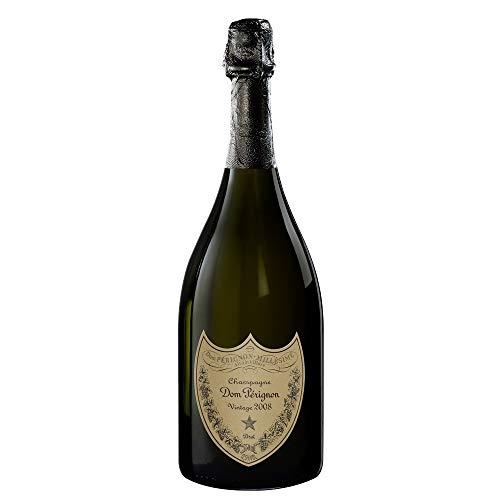 Champagne Dom Perignon Blanc Vintage 2008 750ml sem Estojo Dom Perignon
