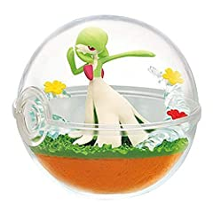 """This is a brand new capsule toy featuring Gardevoir / Sirnight / サーナイト Dimensions: about 2.55"""" in / 65 mm The containers can be opened and closed. The figures inside the containers can be taken out. Gardevoir toy made-in-Japan. Re-Ment. Has genuine i..."""