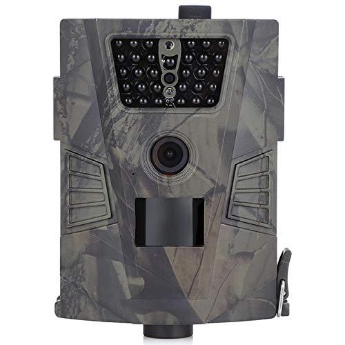 MXECO Ht-001 Fauna al Aire Libre 1080P Full HD Cámara infrarroja térmica de visión Nocturna Cámara de Caza Cámara Impermeable al Aire Libre