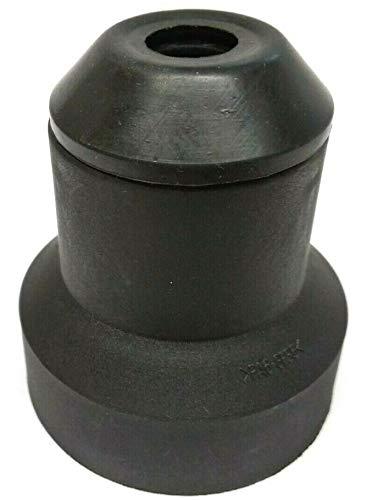 Portabrocas SDS MAX con tapa de goma y funda para Bosch GBH 11 DE, GBH 10 DC