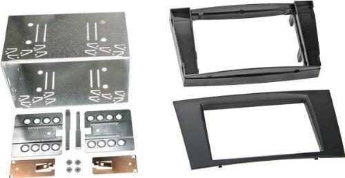 V 381190-28 Radioblende E-Klasse W211 Doppel DIN Farbe: schwarz
