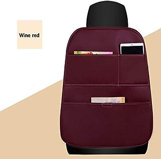 Asiento trasero del coche 1PC PU de cuero protector a prueba de polvo for el retroceso niños/bebés MAT Proteger de la cubierta de asiento de coche a prueba de agua del fango de la suciedad