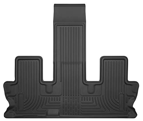 Husky Liners 19601 Fits 2014-19 Toyota Highlander Weatherbeater 3rd Seat Floor Mat