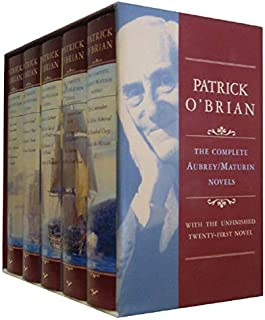 The Complete Aubrey/Maturin Novels (Vol. 5 volumes)