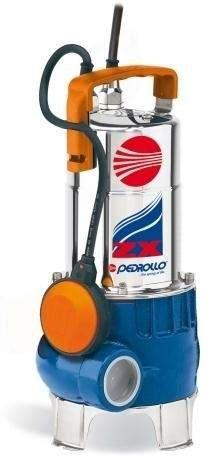Elettropompa Pedrollo ZXM 1A/40sommersa Vortex Bomba Sumergible HP 0,85