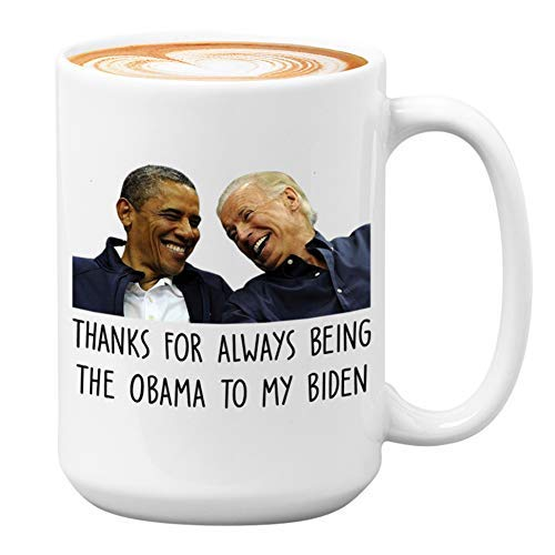 Joe Biden Mug Vielen Dank, dass Sie immer der Obama zu meiner Biden American Politic Politician Election USA 2020 Democratic sind