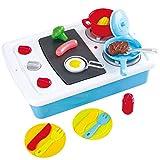 PlayGo 46627 Spielküche mit Licht, Sound und Zubehör