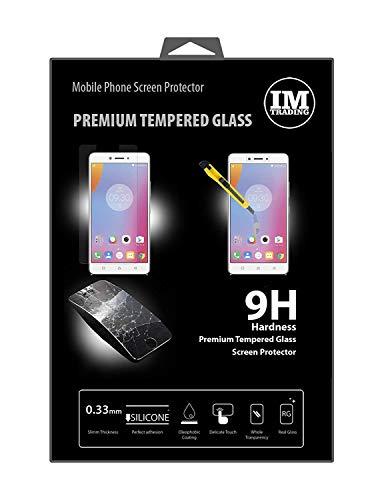 ENERGMiX Schutzglas kompatibel mit Lenovo K6 Note (5,5 Zoll) Premium Tempered Glas Panzerdisplayglas Folie Schutzfolie