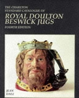 Royal Doulton Beswick Jugs (4th Edition) - The Charlton Standard Catalogue