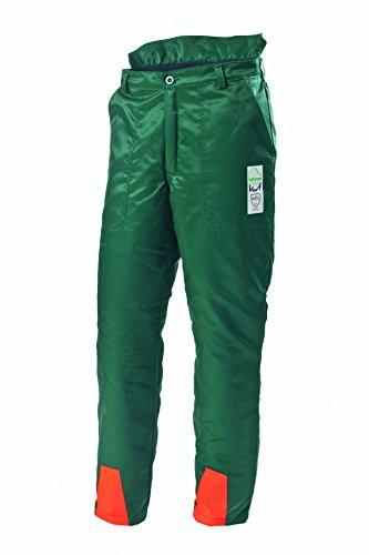 Schnittschutz - Bundhose CLASSIC, Grün, 48