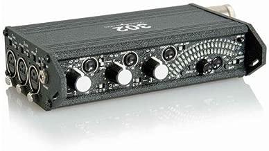 Sound Devices Sound Devices 302 Portable 3 Channel Sound Mixer