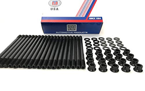 Head Stud Kit for Ford Powerstroke Engines 6.0L 2003-2007 F250...