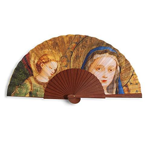 Abanico 'La Virgen de la Granada'