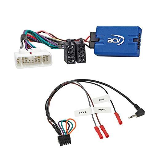 Stuurwiel afstandsbediening adapter interface SWC geschikt voor Chevrolet Colorado, ohne CAN-Bus