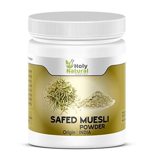HOLY NATURAL Safed Muesli Powder (100 gm)