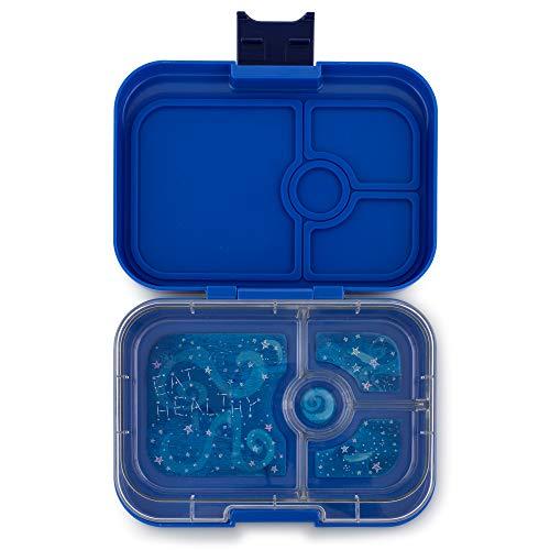 Yumbox Panino Lunchbox für Kinder und Erwachsene (Neptune Blue)