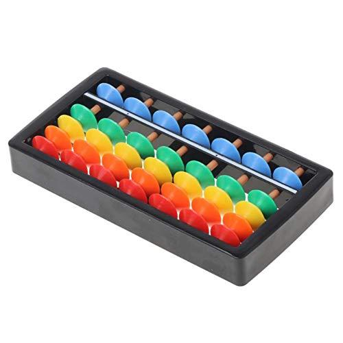 RIsxffp Colorido baco Aritmtica Soroban Matemticas Herramientas de clculo Juguete Educativo para Nios