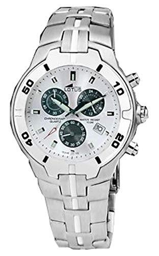 Reloj Lotus Caballero crono 15246/2
