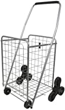 Helping Hand Deluxe Stair Climber Cart with Wheels and Handle
