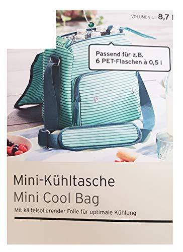 Tchibo TCM Mini Kühltasche für unterwegs Picknick Tasche Ausflug
