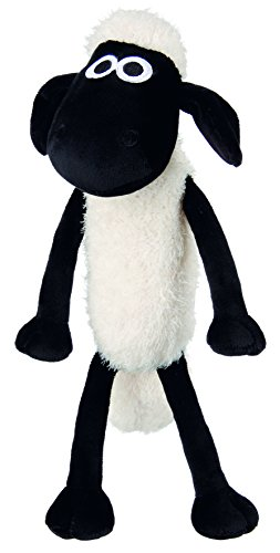 Trixie 36100 Shaun the Sheep hondenspeelgoed Plmipsch, pluche, 37 cm, Shaun