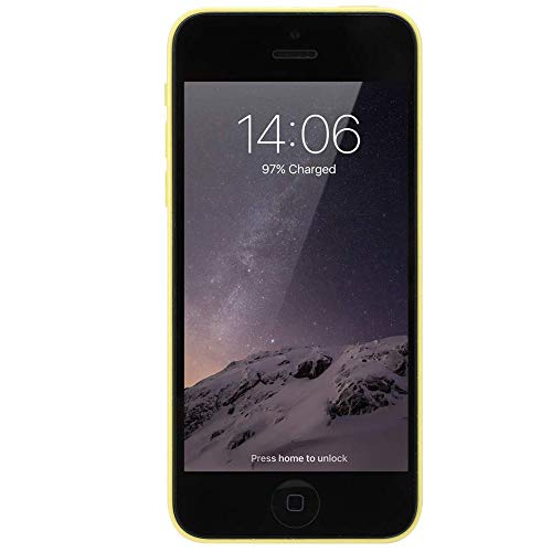 Überholt Für iPhone 5C 1510mAh Akku Für IOS A6 Dual Core 1 + 32G Gelb 100-240V (UK...