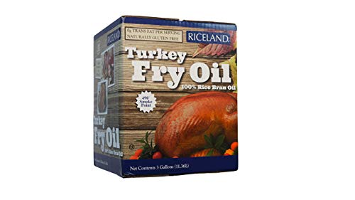 Turkey Fry Oil 3 Gallon