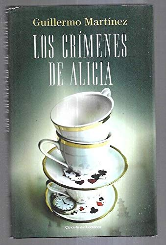 LOS CRÍMENES DE ALICIA
