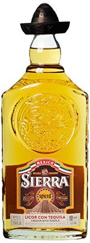 Sierra Spiced Licor con Tequila Edición Especial (1 x 0.7 l)
