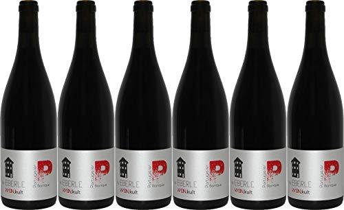 Wein.gut Via Eberle Portugieser Kult 2016 Trocken (6 x 0.75 l)