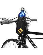 Lixada vattenavvisande cykel ratthållare ficka förvaringsväska för cykling camping vandring backpacking