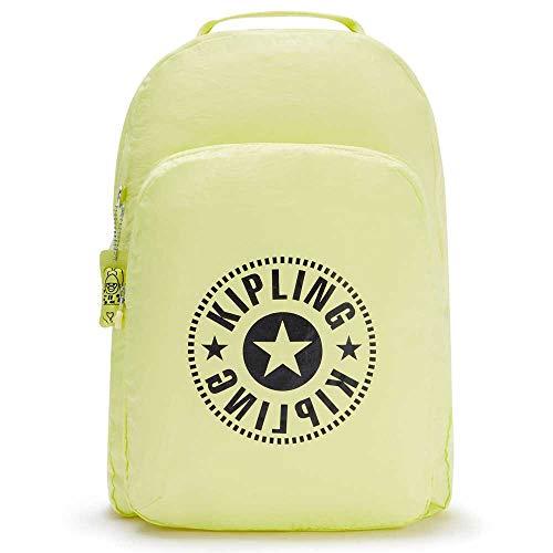 Kipling Unisex's Backpack Casual Daypacks, Lime Green, One Size