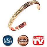 Women's Pure Copper Magnetic Healing Bracelet...
