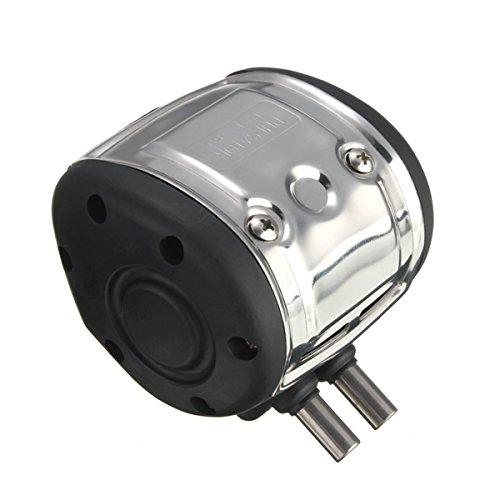 UKCOCO Pulsator für Kuh Milker Melkmaschine Edelstahl Milch Milker 50 bis 180 ppm einstellbare Geschwindigkeit 60/40