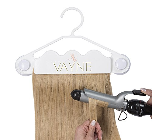 Vayne 1205 Hair Extension 5-in-1 Companion - Wash, Style, Store, Protect and Travel! Vacuum...
