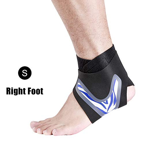 Maxte Outdoor Sports Pressurized Ankle Guard Elastic Ankle Support Protect Running Basketball Ankle Brace Support