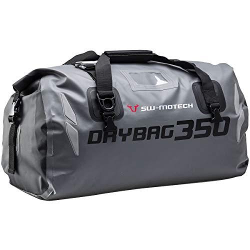Wasserdichte Hecktasche Drybag 350, 35 Liter, grau/schwarz, wasserdicht