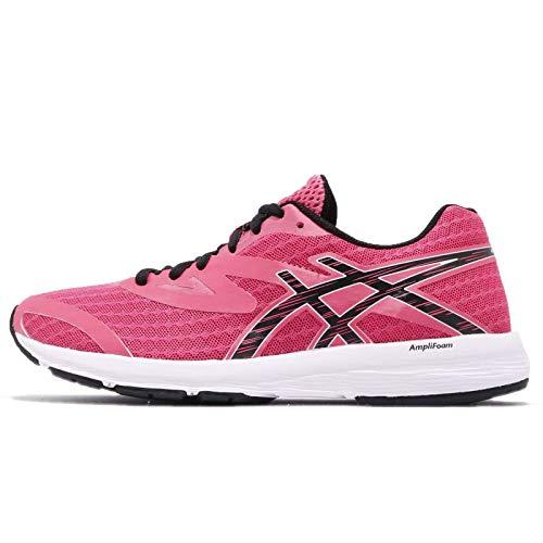 Asics Amplica, Zapatillas de Running Mujer, Rosa (Hot Pink/Black/White 2090), 39 EU