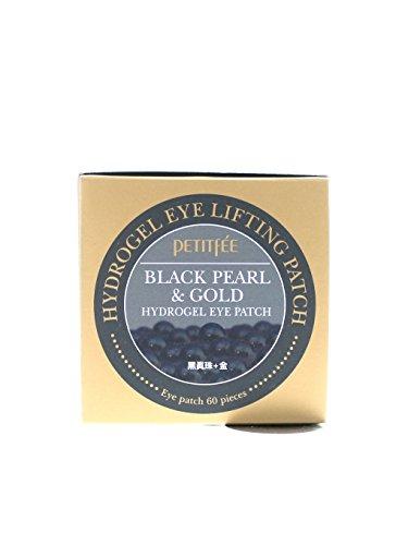 PETITFEE Black Pearl & Gold Hydrogel Eye Patch - 60 sheet [Misc.]