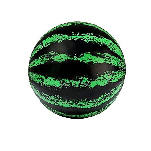Beach Balls-Watermelon Aufblasbarer Ball Outdoor Ball Schwimmbad Spiel Pool Ball für Unterwasser Passing Dribbling für Jugendliche Kinder oder Erwachsene
