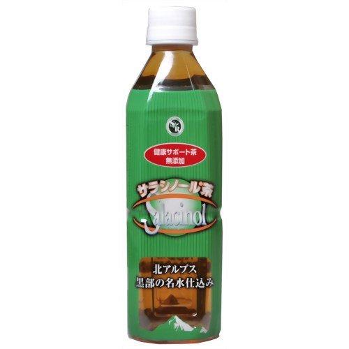 サラシノール健康サポート茶 500ml×24本