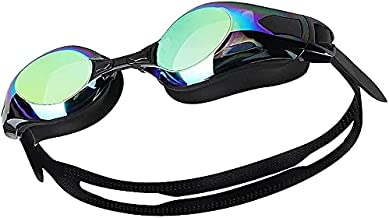 Zwembril, Professional Swimming Goggles, Verstelbaar Duikmasker, Anti-Mist, Anti-ultraviolet, No Lekkage, Groot gezichtsve...