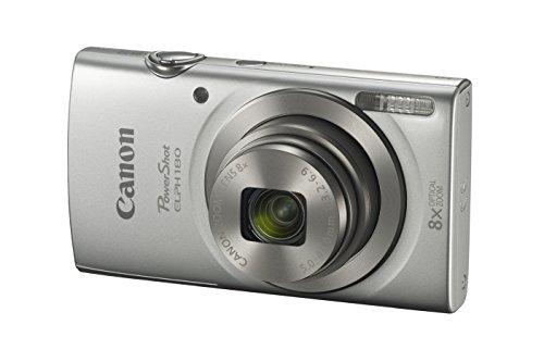 Canon PowerShot ELPH 180 Digital Camera w/ Image Stabilization and Smart AUTO Mode...